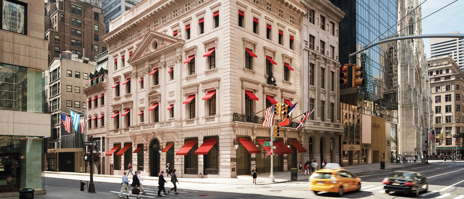 Luxury Retail Services